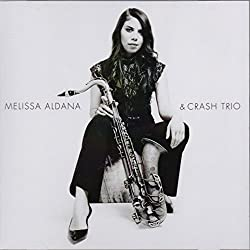 Melissa Aldana & Crash.