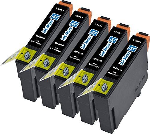 Ink Maxx Cartridges 5 bk MAXX 29