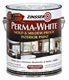 Rust-Oleum 02761 Perma-White Mold & Mildew Proof Interior Paint,...