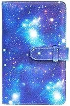 Fancyme 108 Pockets Mini Film Photo Album Book for Fujifilm Instax Mini 9 8 7s 70 25 50s 90 Instant Camera 3 Inch Picture Name Card Holder (Starry Sky)