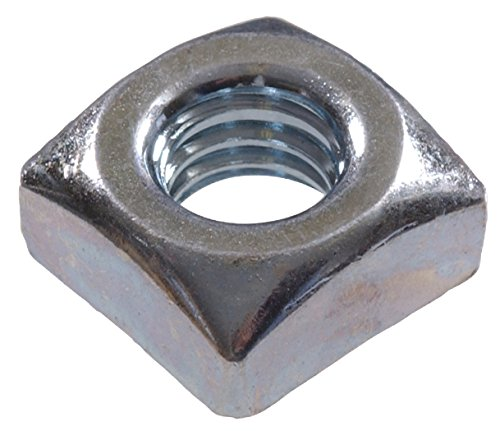 The Hillman Group 160295 1 1 1 8-32 Square Nut, 100-Pack
