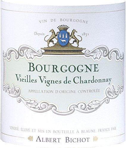 アルベール・ビショーブルゴーニュシャルドネヴィエイユ・ヴィーニュ[白ワイン辛口フランス750ml]