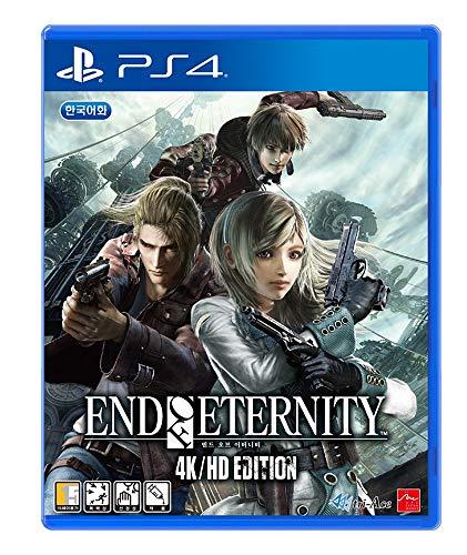 End of Eternity 4K/HD Edition (エンド オブ エタニティ4K/HD エディション) [日本語対応] - PS4 [海外直...