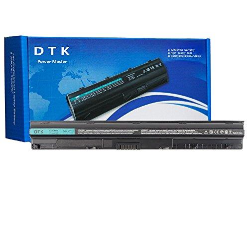DTK M5Y1K Batería para Ordenador portátil for DELL Inspiron 14 3000 N3451 3551 5000/15 3000 3458 3451 5458/15 3000 5451 5455 3558 5551 5555 5558 5559 5758 ; Vostro 3458 3558 [14.8V 2400MAH]