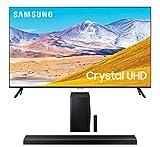Best 80 Inch Tvs - Samsung UN85TU8000 4K Crystal 8 Series Ultra High Review