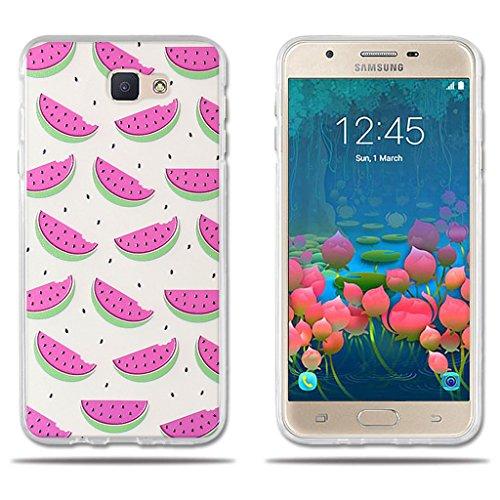 fubaoda, Funda Samsung Galaxy J5 Prime /On5 (2016), [Antipolvo] [Resiste A los Ara?azos] [Protección Goma Funda para Samsung Galaxy J5 Prime /On5 (2016) (5.0')