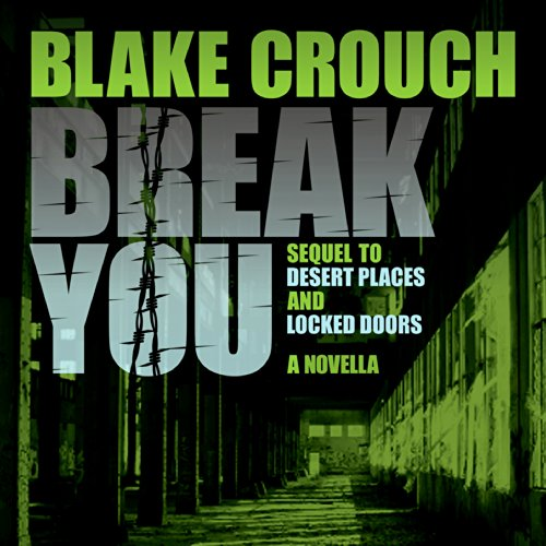 Break You audiobook cover art