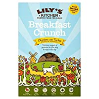 Lily's Kitchen Breakfast Crunch for Dogs 800g (PACK OF 4) 800g (x4) Lily's Kitchen Quantity: 4