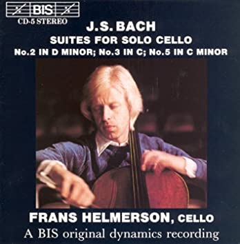 Bach, J.S.: Cello Suites Nos. 2, 3, and 5