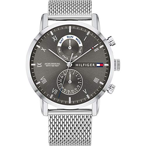 Tommy Hilfiger Herrenuhr Dressed UP Multifunktion 1710402