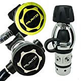 Palantic AS101 Yoke Diving Dive Regulator and Octopus Combo...