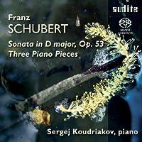 Schubert: Piano Sonata D850