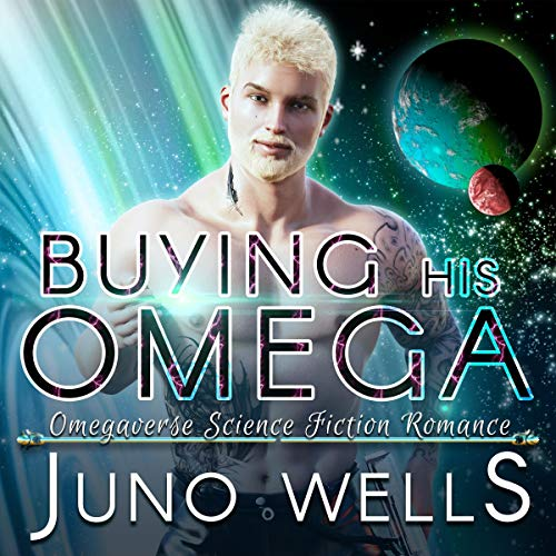 Buying His Omega: MF Omegaverse SF Romance cover art