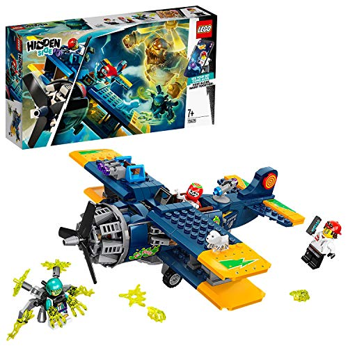 LEGO 70429 - El Fuegos Stunt-Flugzeug, Hidden Side, Bauset