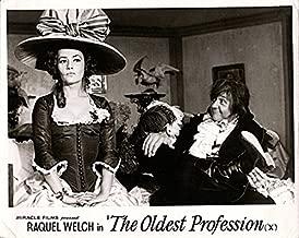 THE OLDEST PROFESSION ORIGINAL LOBBY CARD JEANNE MOREAU 1967