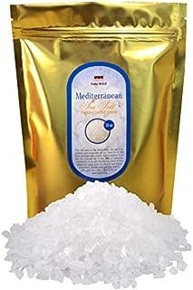 Mediterranean Sea Salt, Extra Coarse Grain 1 lb.
