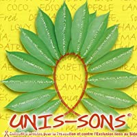 UNIS SONS - Collectif d''artistes SIDA (1 CD)
