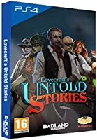 Lovecraft's Untold Stories: Collector's Edition (PS4) (輸入版)