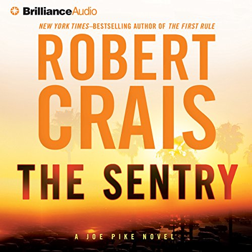 The Sentry cover art