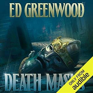 Death Masks audiobook cover art