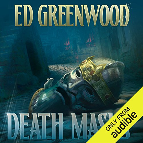 Death Masks     Forgotten Realms: Elminster, Book 7              Written by:                                                                                                                                 Ed Greenwood                               Narrated by:                                                                                                                                 John Pruden                      Length: 15 hrs and 58 mins     1 rating     Overall 4.0
