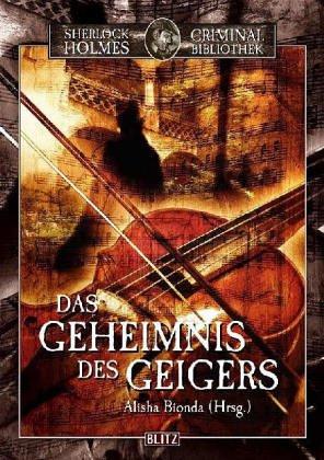 Sherlock Holmes Criminal Bibliothek - Band 04 - Das Geheimnis des Geigers