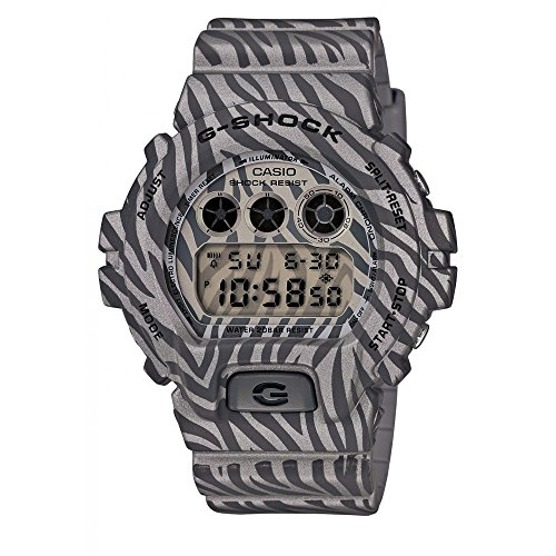 Casio G Shock G-Shock DW-6900ZB-8ER Uhr Watch Zebra Edition
