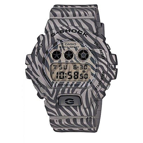 Casio G Shock G-Shock DW-6900ZB-8ER Uhr Watch Zebra Edition