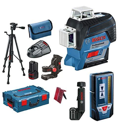 Bosch Professional Linienlaser 06159940LD, Blau