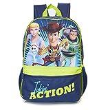 Toy Story 4 Forky Mochila Para Niños Con Personajes Oficiales De Toy Story | Forky Woody, Buzz, Bo P...
