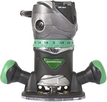 Metabo 11 Amp Motor HPT Variable Speed Router