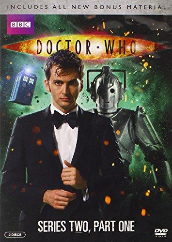doctor who season 2 dvd - 3
