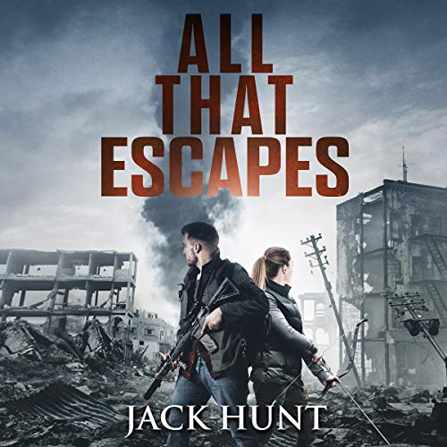 All That Escapes: Lone Survivor, Book 3