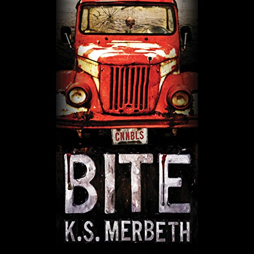 Bite audiobook cover art