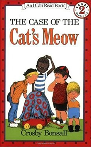 The Case of the Cats Meow (I Can Read Mystery)の詳細を見る