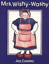 Mrs Wishy Washy plus a list of all time favorite children's books, includes a free file
