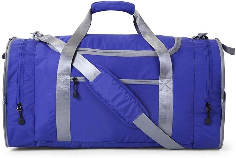 HUDUI multifunktionsreisetasche große kapazität Wasserdichte nylontasche nylontasche nylontasche Falten Handtasche Outdoor wandern Rucksack Camping Rucksack B07PRTHQZZ  Mittlere Kosten 0ee5c1