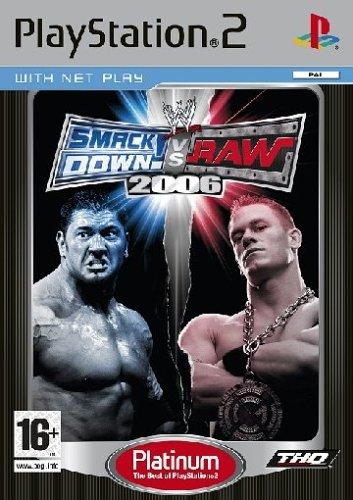 WWE Smackdown vs. Raw 2006 [Platinum]