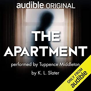 The Apartment audiobook cover art
