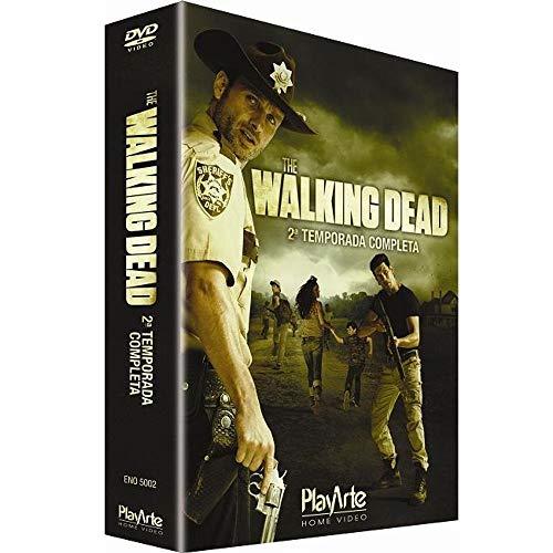 THE WALKING DEAD - 2A TEMPORADA (4 DVDS
