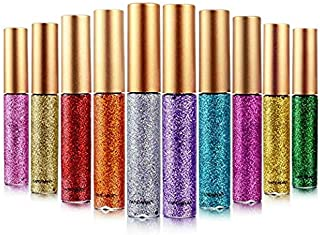 Best nyx metallic glitter swatches Reviews