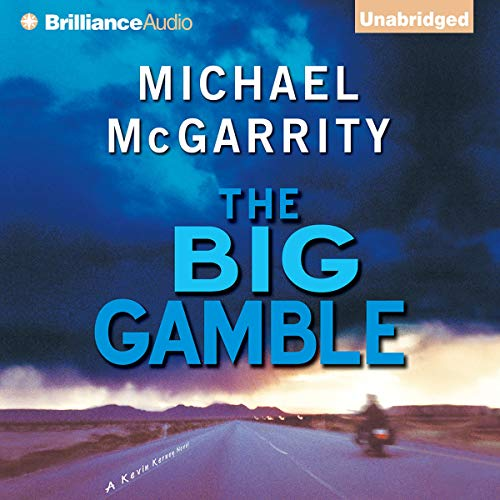 The Big Gamble  By  cover art