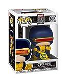 Funko POP! Marvel 80 Years #502 - Cyclops [Glow in The Dark] Exclusive