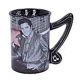 Nemesis Now Elvis Presley - Tazza con cadillac, colore: nero, taglia unica