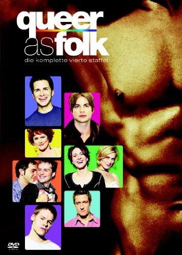 Queer as Folk - Die komplette vierte Staffel [Alemania] [DVD]