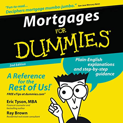 Mortgages for Dummies, 2nd Edition Titelbild