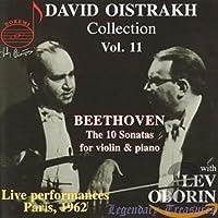 Sonatas Violin/Piano (10)-Complete