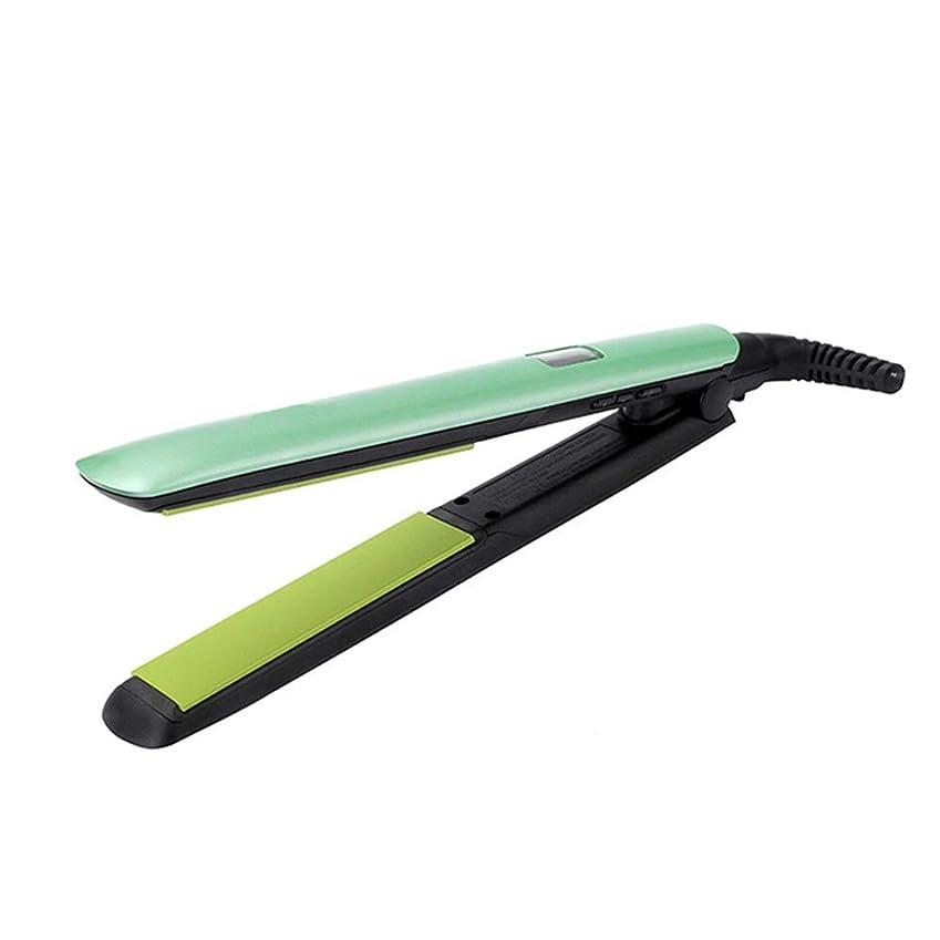 コーンによって解体するKUVV急速加熱 ロールストレートヘアストレートナーセラミックストレートニングスプリントウェーブ大容量ショートヘアバックルヘアカーラー