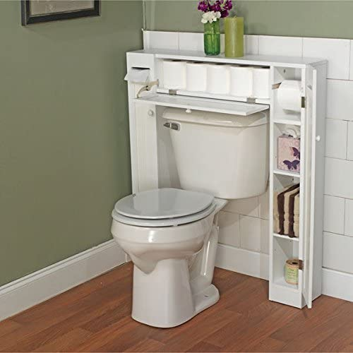 Over The Toilet List price Space Saver by Simple Center a Cabinet 1 Living. 2021 new