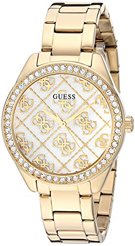 GUESS Guess Woman Watch - Sugar Gold Damen-Armbanduhr 37mm Quarz GW0001L2